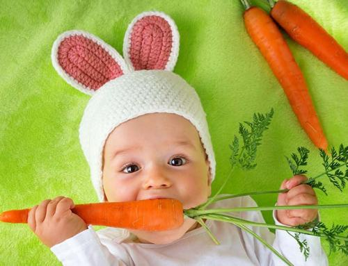 Early Life Nutrition Builds Brain Resilience to Extreme Stress