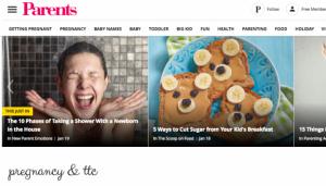 Parents website