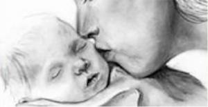 Dr-Beebe-mother-infant-drawing