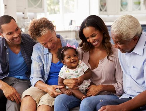 Three Key Years Launches a Grandparent's Campaign
